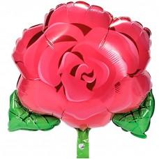 Шар фольгированный Роза