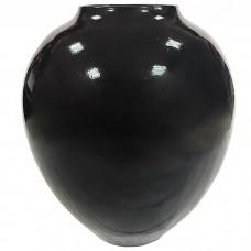 Ваза для цветов Велеса 25 см, черна...