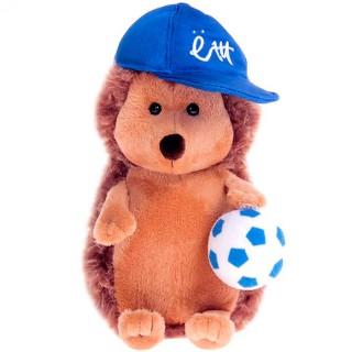 Мягкая игрушка Ежик Колюнчик с мячиком, 20 см
