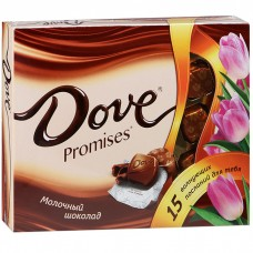 Шоколадный набор Dove Promises Моло...
